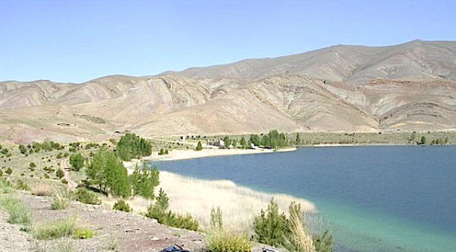 haut atlas oriental lac d'isli
