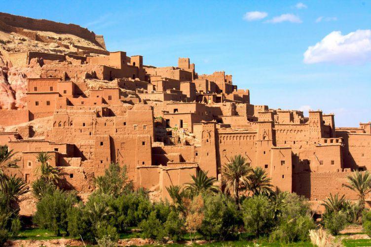 Ville d'Ouarzazate