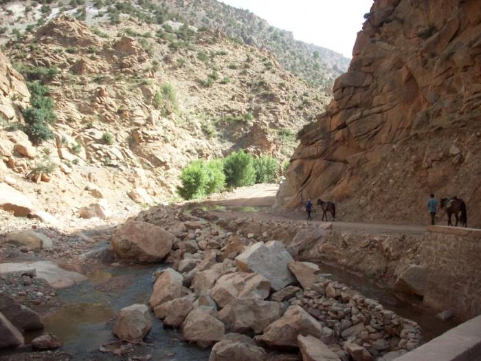 Vallée d'Abachkou